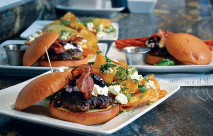 Burgers in Cedar Rapids