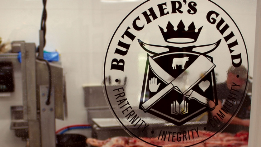 Butcher's Guild Logo