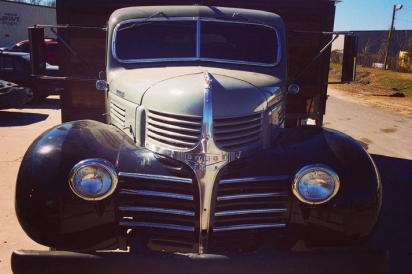 Chef Chris Grebner's 1941 Dodge