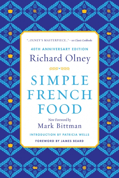 Richard Olney's Simple French Food