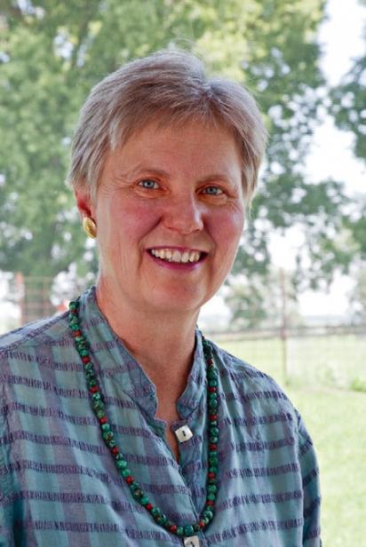 Laureate Mary Swander