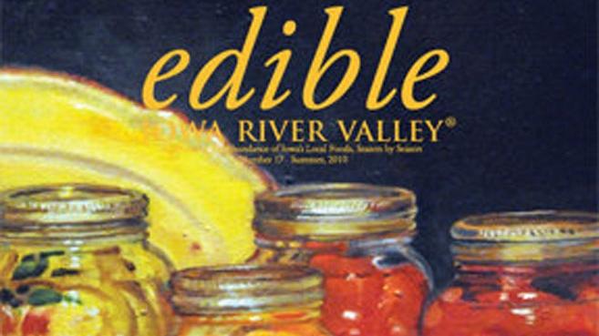 Edible Iowa River Valley #17, Harvest 2010