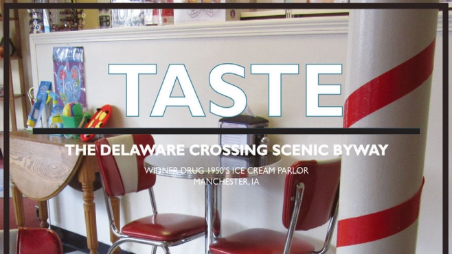 Taste: The Delaware Crossing Byway